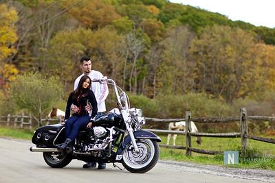 Jenn + Steve :: Engagement :: New Milford, CT
