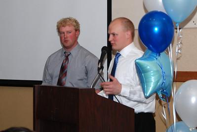 SHS Hockey Banquet (15-April-2012)