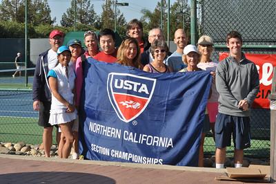 October - Mixed Tennis at Districts