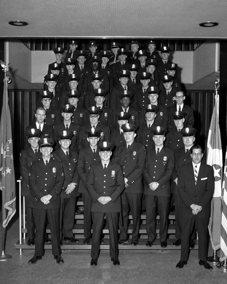 38th Recruit class 1966