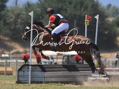 Santa Ynez Valley Pony Club Horse Trials II August 2017
