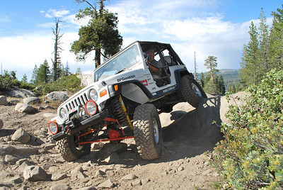 Rubicon July 2009