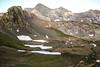 14er's Blanca and Ellingwood as seen from 14,042' Mount Lindsey, Sangre de Cristo Range, CO