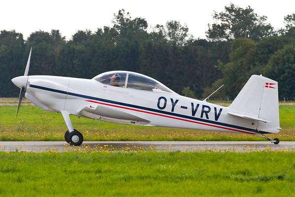 OY-VRV - Van's RV-4