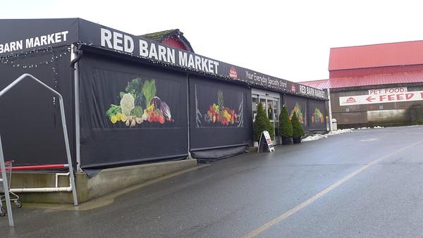 Red Barn Victoria Dec 2016