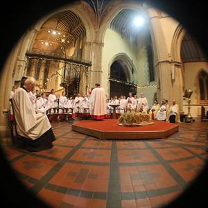 Carol Service at St Mary's - 24 December 2016