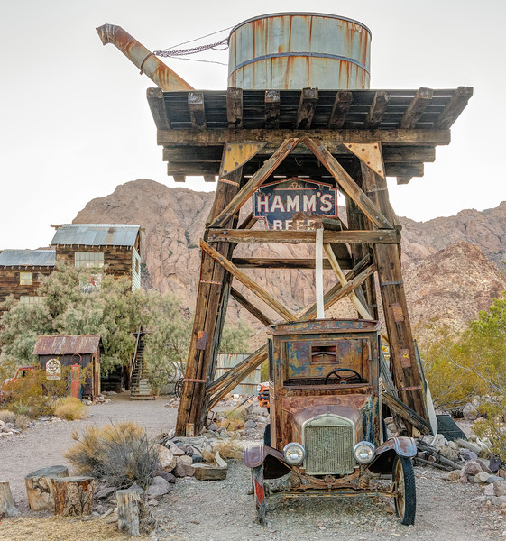 Nelson Nevada Ghost Town El Dorado Canyon Techatticup Mine  August 20, 2019  18_.jpg
