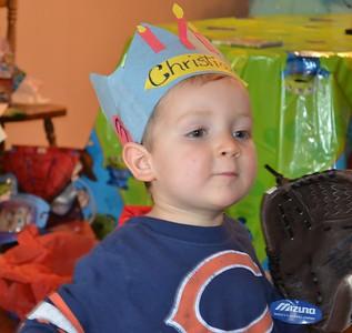 2010-12 Chris Brooks' 3rd Birthday