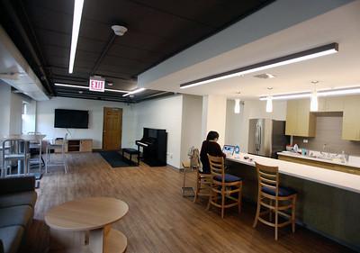 North Mid Quads (Public Affairs Residential College)