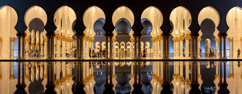 UAE 2019 Sheikh Zayed Grand Mosque