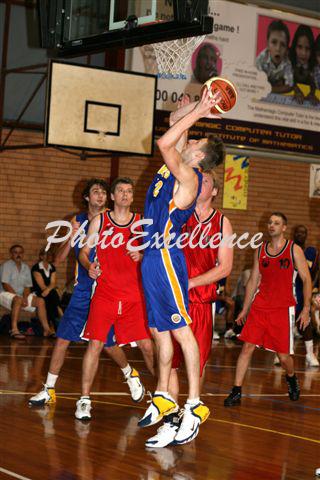 WABL - Sydney Pre-Season Games, March, 2006.