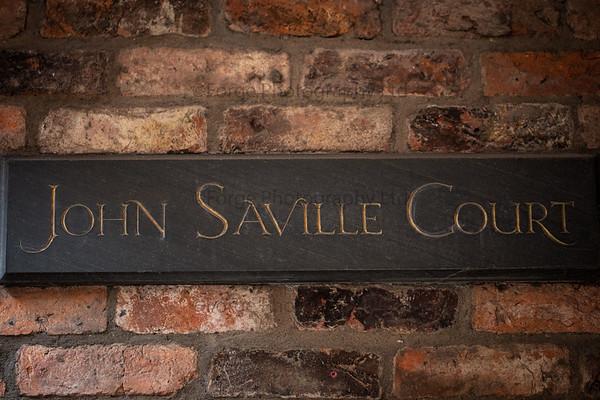 John Saville Court