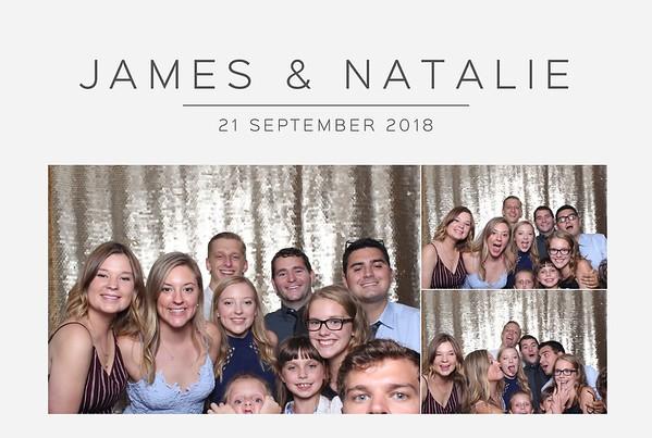Natalie & James