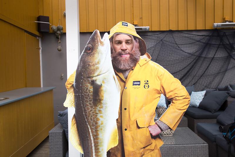 David Stock Jr in Norway