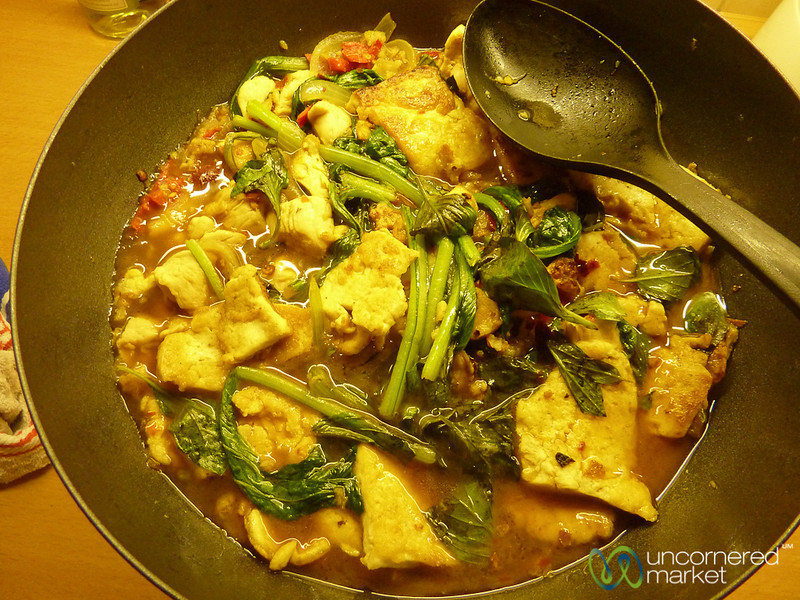 Homecooked Thai Food in Berlin