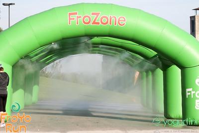 10k Finish & FroZone