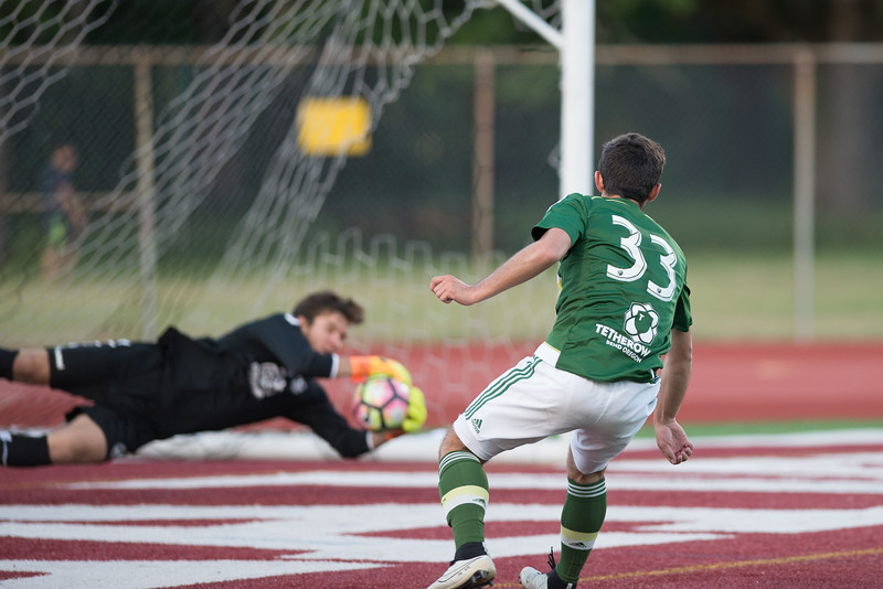 Timbers U23 vs. Lane United - May 29th, 2017