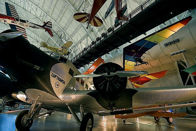 Smithsonian Air and Space Museum, Udvar-Hazy Museum Annex