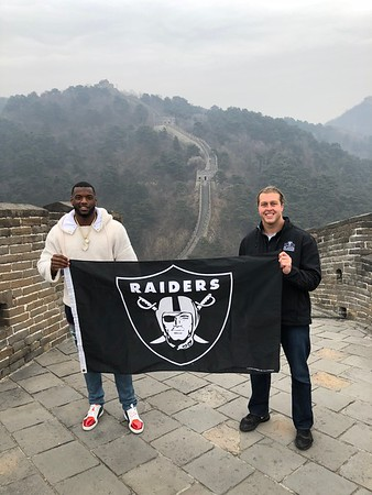 2018 James Cowser China Tour with Special Guest, Shilique Calhoun