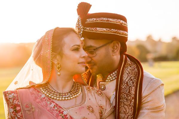 Meera & Raj's Hindu Wedding