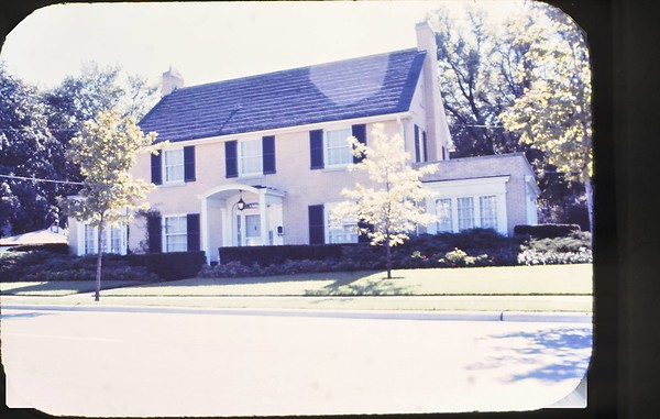 Aunt Rae's House