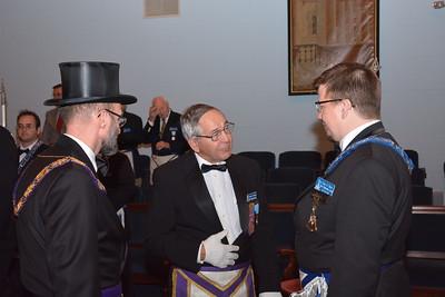 RW Kevin Willis Official Visit to Good Samaritan Lodge 10/4/15