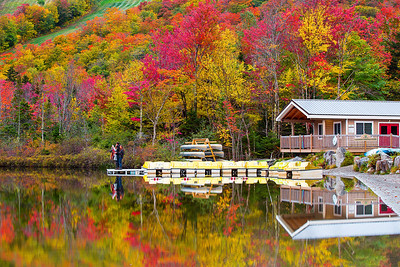 New Hampshire, Fall Colors, 新罕布什尔州, 秋色