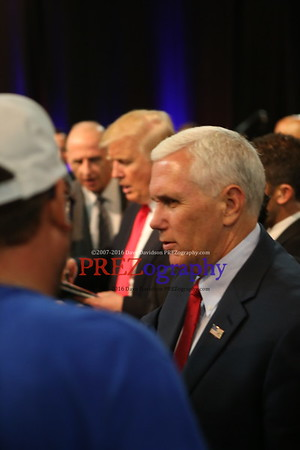 Donald Trump Mike Pence 8-5-16