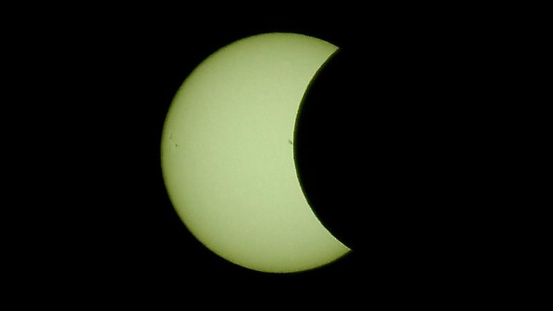 Total Eclipse Of The Sun - Simpsonville, South Carolina