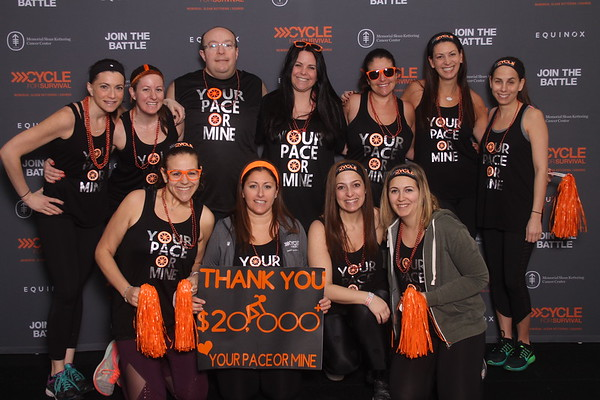 02/03/2018 Cycle for Survival Summit NJ