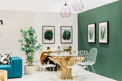 Blue Moon Furniture - Winnipeg Home & Garden Show LR