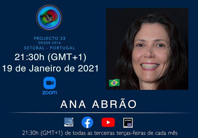 Ana Abrão - Janeiro 2021