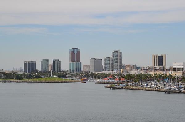 Long Beach California - Sailaway