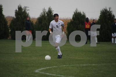 Scott @ ICCC mens soccer