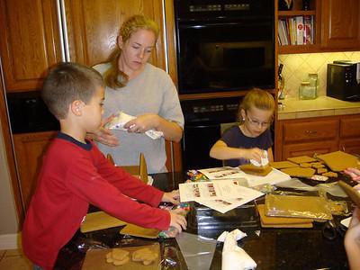 Dec 2007 - Christmas Decorating
