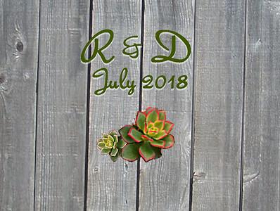 R & D - July 28, 2018