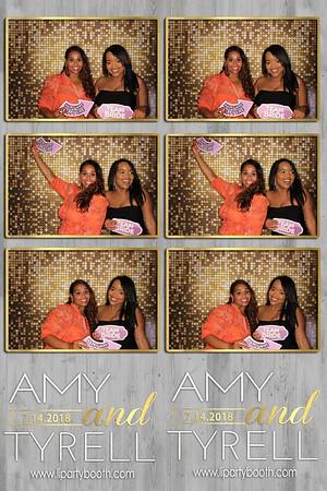 Amy & Tyrell