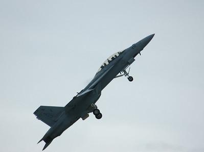 F18 Dayton Air Show 2009