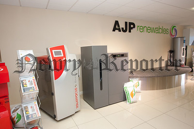 AJP Renewables. A selection of Wood Pellett Boilers. R1535024