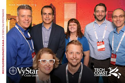 8-21-19 VyStar at the TECH Conference