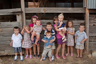 Family Photos 2011