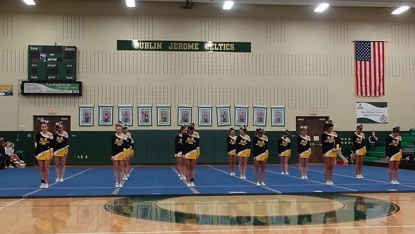 OCC Cheer Comp 2013