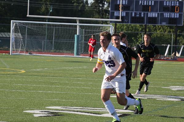 2013-05-07 IHS Boys Soccer vs Roosevelt