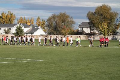 State Cup Final vs La Roca South