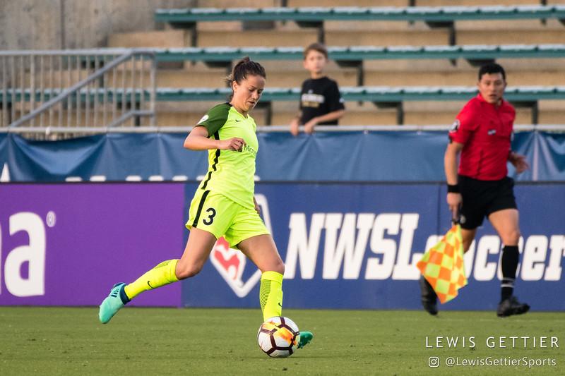 NWSL Regular Season - NC Courage vs Seattle Reign FC