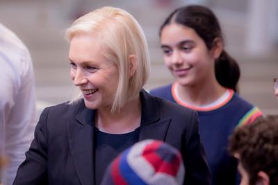 Senator Gillibrand Visit | Nov. 13