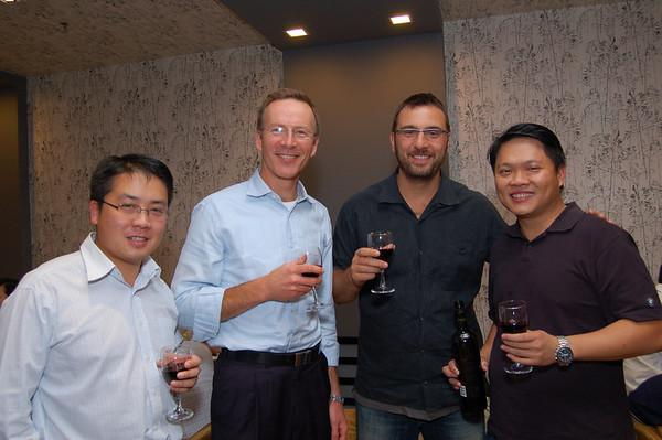 Microsoft Team Building & Dinner