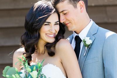 Gabby and Jordan - First Look & Romance