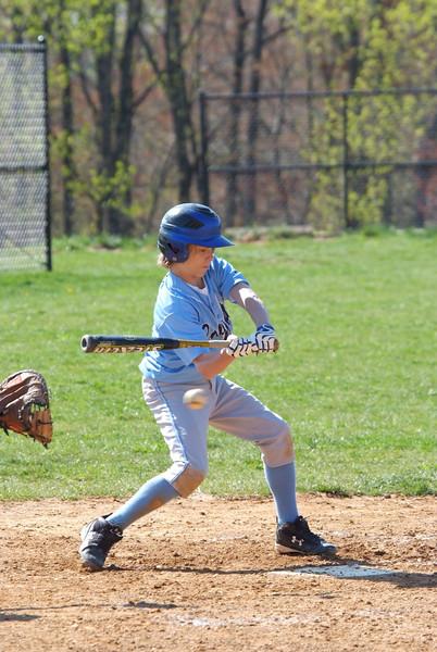Clarksburg JV Baseball 2009