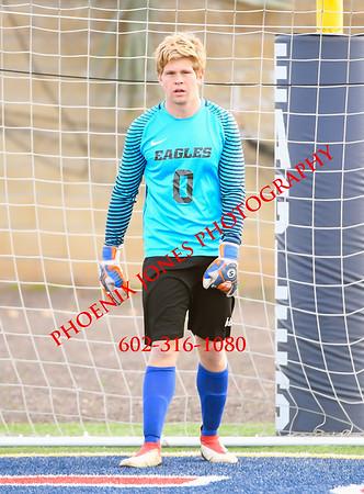 2-3-2020 - Scottsdale Christian Academy v Phoenix Country Day School - Boys Soccer